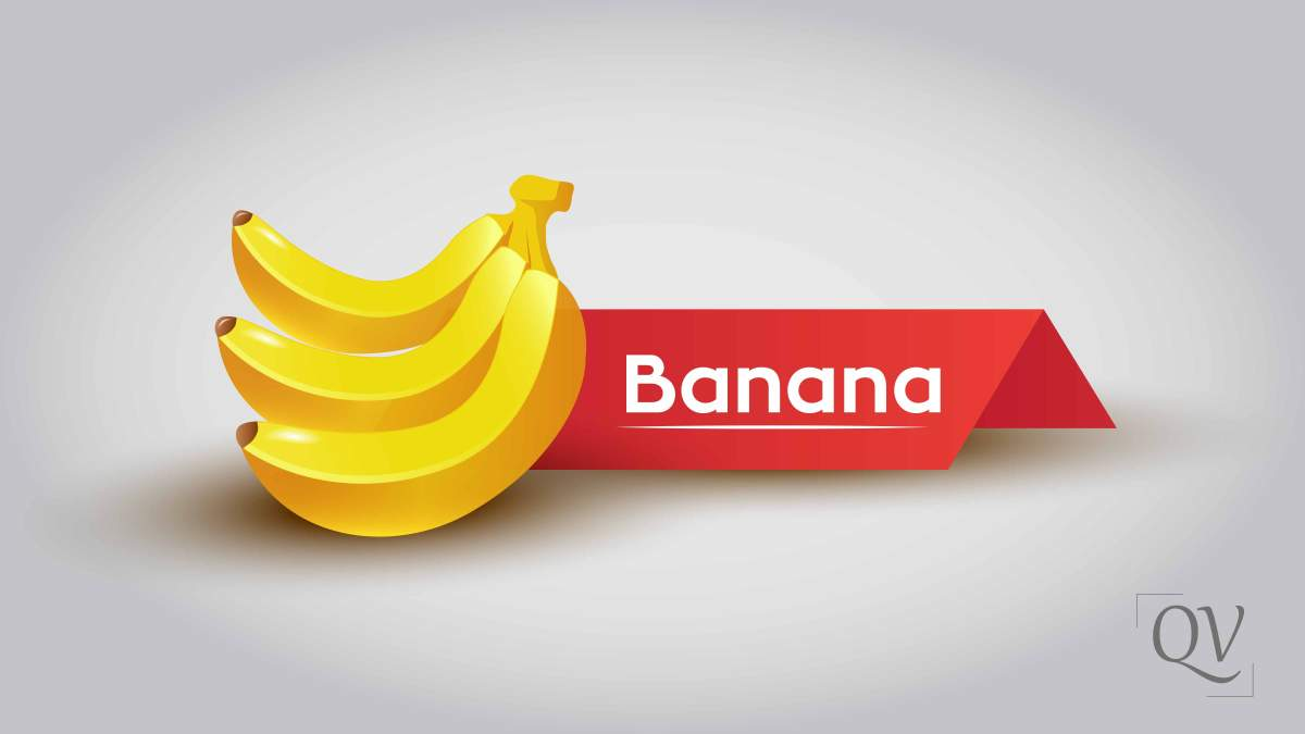 Banana mentioned in Quran and its amazing health benefits