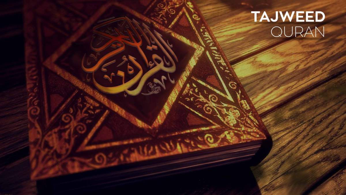 Learn Tajweed of Quran - Easy way